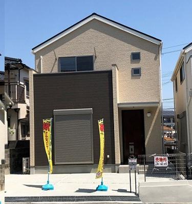 【外観】神戸市西区枝吉2丁目-B号地 新築戸建