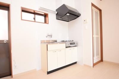 【キッチン】小河アパート