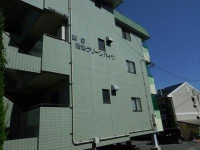 【外観】第9摂津グリーンハイツ