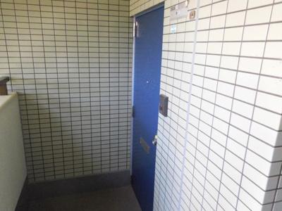 【玄関】第9摂津グリーンハイツ