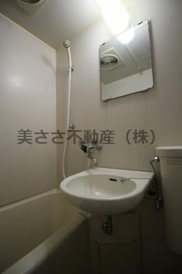 【洗面所】レッツ・スカラYOKO
