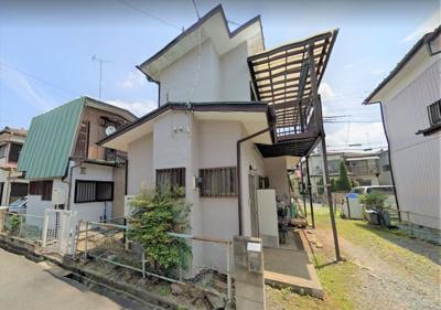 【外観】毛呂山町収益戸建て(550万円)