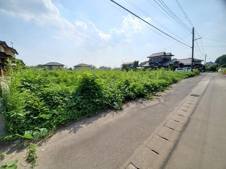 【外観】東海村船場6区画土地