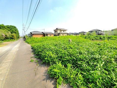 【土地図】東海村船場6区画土地