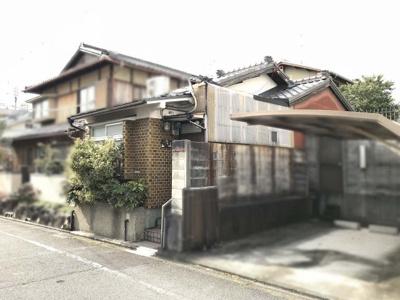 【外観】北区紫野上若草町