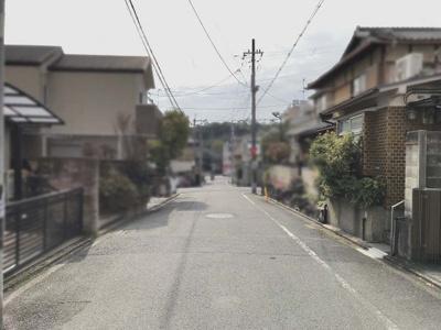 【前面道路含む現地写真】北区紫野上若草町