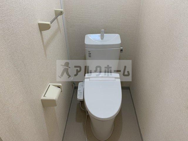 サニーハイツフミB棟 トイレ