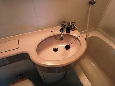 【浴室】馬込川マンション