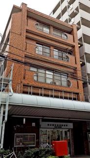 物件の外観です ジェムハイツ 1982年5月築 リフォーム済み 平坦 JR京浜東北線「鶴見」駅徒歩14分 最上階 角部屋 通風・彩光良好 エアコン3台 3DK