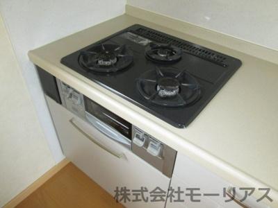 【キッチン】ハイツ波庵