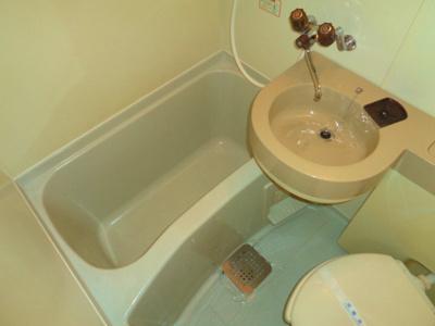 【浴室】カプコン北田辺