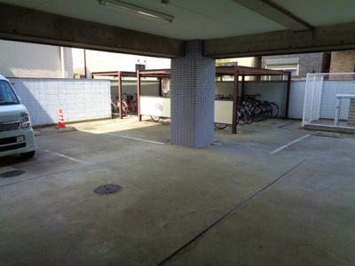 【駐車場】カプコン北田辺