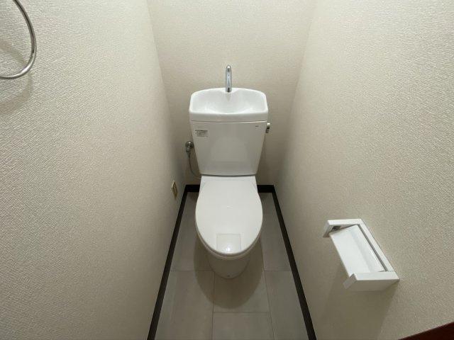 トイレ新規交換済み