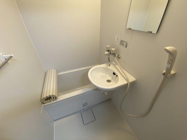 浴室新規交換済み