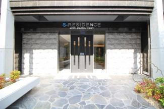 【エントランス】S-RESIDENCE新大阪WEST