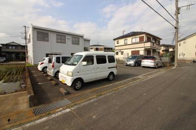 【その他】森岡駐車場(四反畑)