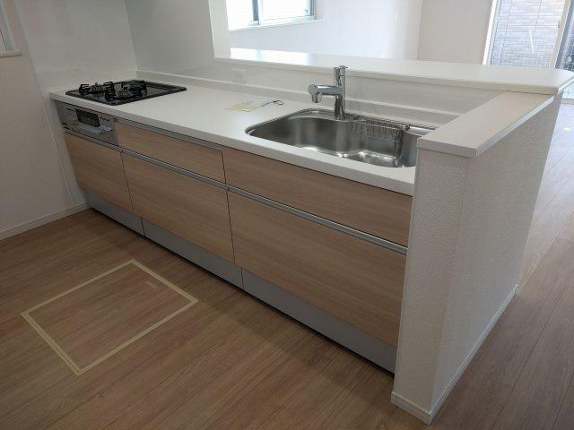 【キッチン】板付2丁目新築戸建て