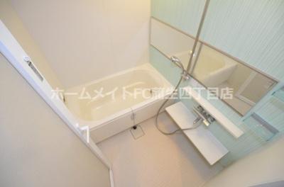 【浴室】ゲートレジデンス鶴見緑地