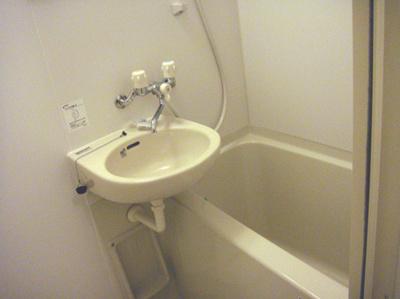 【浴室】ヴィラゼルコバ