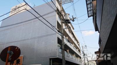 【外観】【分譲】シティコーポ京口