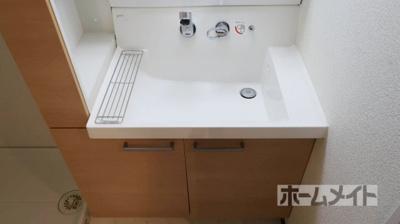 【洗面所】【分譲】シティコーポ京口