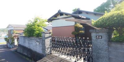 【外観】丸亀市飯山町東坂元 中古住宅