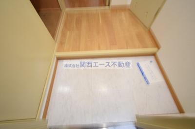 【玄関】ル・ボオン21