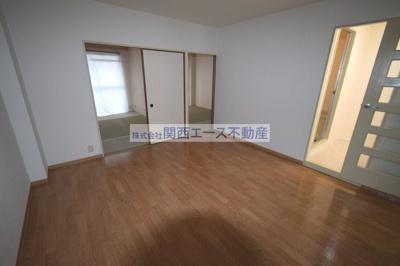 【居間・リビング】ル・ボオン21