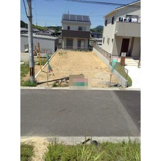 【外観】栗東市上砥山 売土地