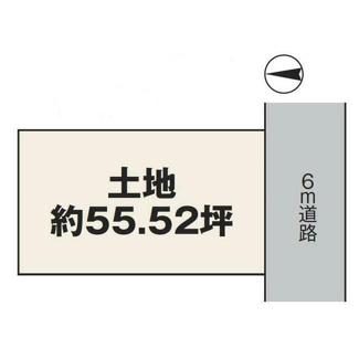 【土地図】栗東市上砥山 売土地