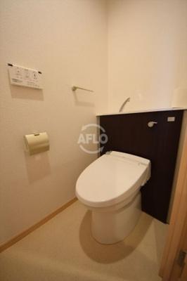 プランドール上本町 トイレ