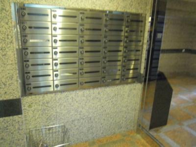 メールBOX・宅配ボックス。