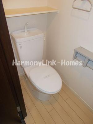グランアセット中落合のトイレ