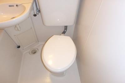 【トイレ】ソレイユドミ