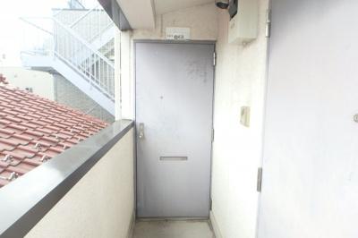 【玄関】ソレイユドミ
