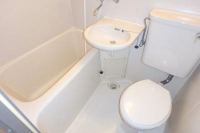 【浴室】ソレイユドミ