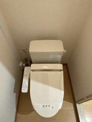 【トイレ】田園コーポ