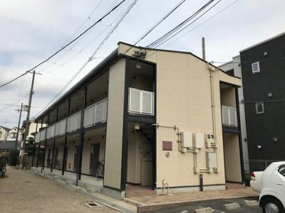 【外観】レオパレスセレンコート高井田