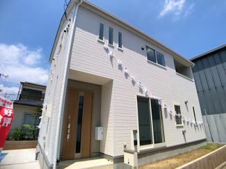 JR武蔵野線「市川大野」駅徒歩13分の全1棟の新築一戸建てです。