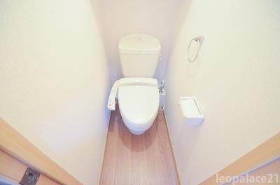 【トイレ】レオパレスサンマルク