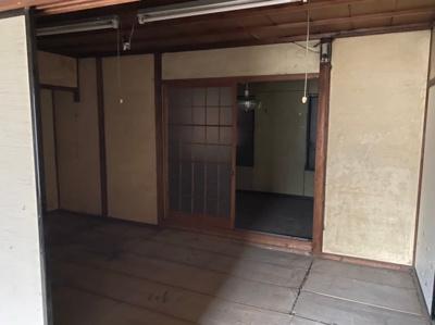 【内装】保田川原城町店舗