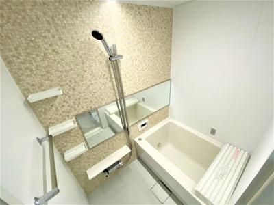 【浴室】桃山台グランドマンションD2棟