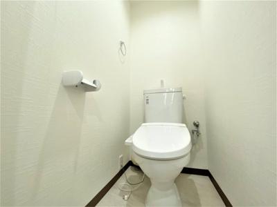 【トイレ】桃山台グランドマンションD2棟