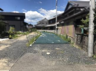 【外観】野洲市八夫 売土地