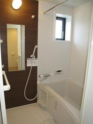 【浴室】ikejiri apart ments
