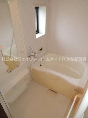 【浴室】ウッドパレス