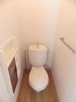 【トイレ】ダイドウコーポ