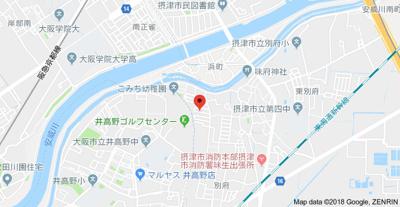 【地図】ルミエールM