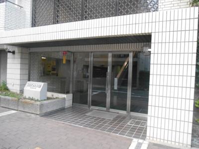 【エントランス】シルクハウス横浜