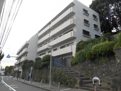 【外観】シルクハウス横浜